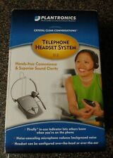 Plantronics S12 Telephone Headset System New in Box