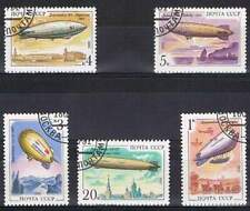 CCCP / USSR gestempeld serie - Zeppelin (001)