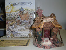 "Boyd'S Bearly Built Villages, 2000 ""Matthew'S Bungalow"" #19011, New! In Box"