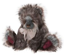 Christian a 23 Inch Bear From The 2020 Charlie Bears Collection