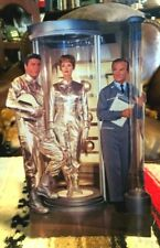 """""""Lost in Space"""" Science Fiction Tv Show Tabletop Display Standee 10 1/2"""" Tall"""