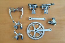 CAMPAGNOLO 50th anniversary uncomplete groupset #1149 vintage italian road bike