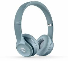 Beats Solo 2 WIRED GRAY Over Ear Headphones Beats By Dr. Dre (IL/RT6-MH982AMA-UG
