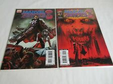Marvel Zombies 3 #1 #2 NM- Limited Series Comic Books