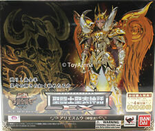 Saint Seiya Cloth Myth EX God Cloth Aries Mu Action Figure IN STOCK USA SELLER