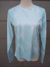 Cabelas Guidewear Girls Knit Top Sz XL Green Moisture Wicking Outdoor Shirt UPF