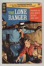 Lone Ranger #16 December 1969 VG