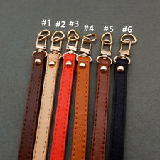 Leather DIY Replacement Handbag Messenger Bag Handle Shoulder Strap 64cm