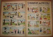 CORRIERE DEI PICCOLI 1956 NR. 3 15 GENNAIO CORRIERE DELLA SERA