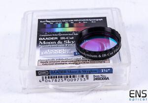 "Baader 1.25""  Moon & Skyglow Filter - Neodymium & IR Cut"