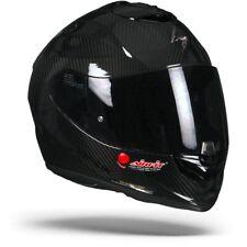 Scorpion EXO 1400 AIR Carbon Solid - Casco moto - Negro - Envío gratuito