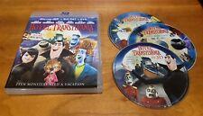 Hotel Transylvania (3D + 2D Blu-Ray & DVD) 1 original animated movie film RARE
