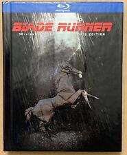 RARE OOP BLADE RUNNER BLURAY 3 DISC 30TH ANNIVERSARY COLLECTORS EDITION DIGIBOOK