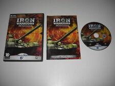 Guerreros De Hierro T72 Tanque comando PC DVD ROM Rápido Post