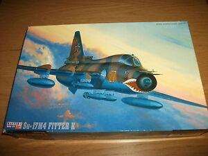 Master Craft  Su  17M4 Fitter K  Bausatz 1: 72 von 2001