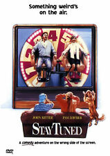 Stay Tuned - DVD - 1992 - John Ritter, Pam Dawber, Jeffrey Jones (MOD DVDR)