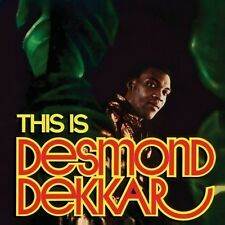 Desmond Dekker - This Is Desmond Dekkar [New Vinyl] UK - Import