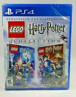 LEGO Harry Potter Collection (Sony PlayStation 4, 2016) SEALED ! FREE SHIPPING !