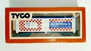 Tyco HO Scale-Ralston Purina Co. M.R.S.4554-In Box-Boys 8+