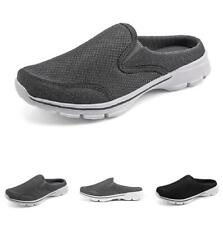 Mens Slingbacks Loafers Slippers Shoes Pumps Slip on Breathable Walking Casual D