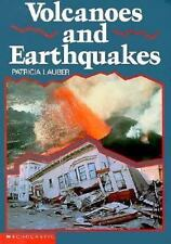 Volcanoes and Earthquakes (Brand New Paperback) Patricia Lauber