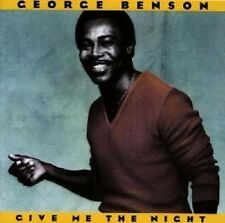 GEORGE BENSON 'GIVE ME THE NIGHT' CD NEW+