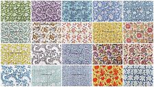 Wholesale Lot 200 Meter Indian Block Printed Fabric Sewing Cotton Dressmaking