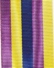 199 -  Nastrino per la medaglia Argento Al Valore Atletico - lunghezza 17 cm