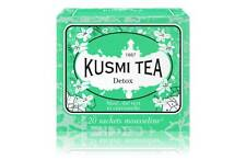 Kusmi Tea Paris - ❤ Premium Luxury Teas - DETOX - 20 muslin tea bags sealed box