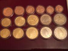 1 Cent bis 2 Euro KMS Luxemburg 2016 original PP / Proof / BE nur 1500 Stück