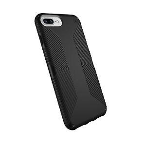 Genuine Speck Presidio Grip Case for iPhone 8 Plus / 7 Plus / 6S Plus - Black