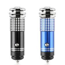 Onever Mini Car Air Purifier Oxygen Bar Ionizer Interior with LED Blue Light Car