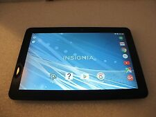 """INSIGNIA FLEX 10.1"""" (NS-P10A7100) 32GB Wi-Fi front-rear camera Android 6.0 Marsh"""