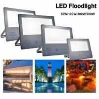 200W 100W 50W 20W LED Flood Light Outdoor Garden Floodlight Security Spot Lamp