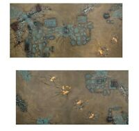 Age of Sigmar - Warcry -  Double-Sided Playing mat