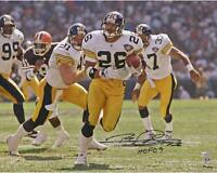 Autographed Rod Woodson Steelers 16x20 Photo Fanatics Authentic COA