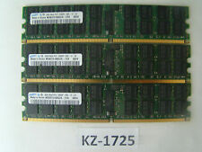 Samsung 12GB 3x4GB 2Rx4 PC2-5300P M393t5160QZA-CE6 #KZ-1725