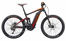 - Giant Bici Elettrica Full-E+ 1, Black/Red/Orange