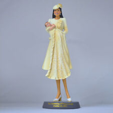 Royal Christening Catherine & Prince George  Bradford Exchange Figurine