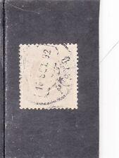 PORTUGAL D. LUIS I 100 REIS (1870/76) AF # 43 P. Porcelana 12,5