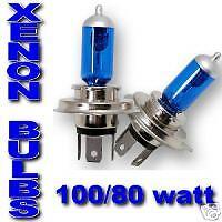 PROTON PERSONA COMPACT 13 XENONbulbs H4 100/90w FREEp&p