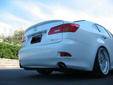 Lexus IS250 Trunk Deck Lip Spoiler OE Type IS350 2006-2013