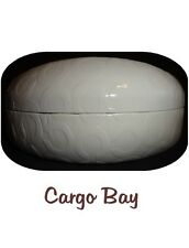 NEW AUTHENTIC WHITE COACH LOGO EXTRA LARGE HARD SUNGLASSES CASE FREE SHIPPING