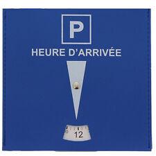 Disque De Stationnement Zone Bleue Temps de Stationnement Limité Parking