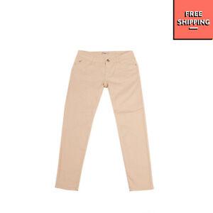PATRIZIA PEPE Trousers Size TA / 18Y Stretch Garment Dye