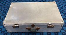 Belle ancienne valise rétro vintage H 20 L 69 l 41 cm #28