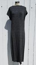 Dolan Left Coast Heather Grey Maxi Dress Size M Shirt Minimalist Anthropologie