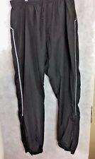 Nashbar NYLON LYCRA Mens  Pants Legging sz XL Black. Layer Ski Snowboard  074