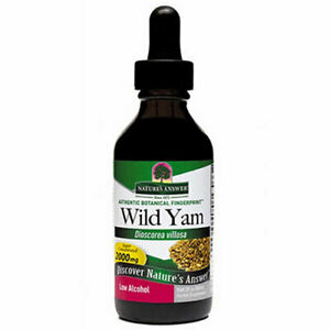 Wild Yam Extract 2 FL Oz  by Nature's Answer