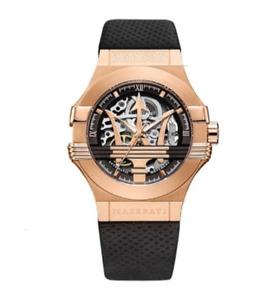 SELL! Maserati Potenza R8821108025 Automatic Watch 2 Year Warranty